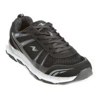 Athletic Works Men's Smith Athletic Shoe Black 7