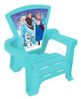Frozen Northern Lights Adirondack Chair