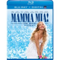 Mamma Mia! The Movie (Blu-ray + UltraViolet) (Bilingual)