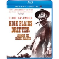 High Plains Drifter: 40th Anniversary Edition (Blu-ray + UltraViolet) (Blu-ray) (Bilingual)
