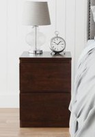 hometrends 2-Drawer Nightstand