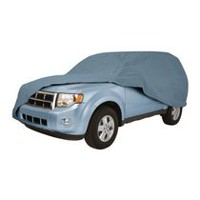 "Classic Accessories PolyPro 1 Pickup/SUV Cover, Fits SUVs and pickups up to 187""L"