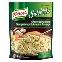 Knorr® Sidekicks Cheesy Spinach Dip Pasta