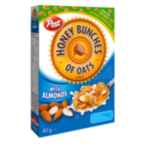 Post Honey Bunches of Oats Almond