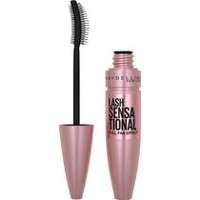 Maybelline® New York  Full Fringe Impact Lash Sensational Washable Mascara Blackest Black