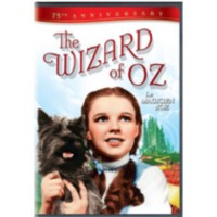 Film The Wizard Of Oz : édition 75ième anniversaire (DVD) (Bilingue)