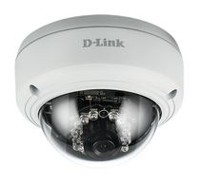 D-Link DCS-4603 Vigilance 3MP Full HD PoE Dome Network Camera