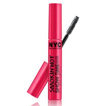 NYC New York Color Show Time Smokin' Hot Volume Mascara
