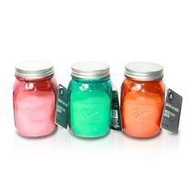 hometrends Mason Jar Citronella Candle