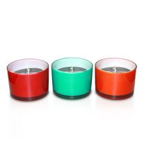 hometrends Glass Jar Citronella Candle