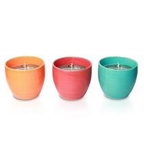 hometrends Ceramic Citronella Candle