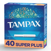 Tampons d'absorptions super plus de Tampax