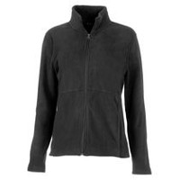 George Women's Polar Fleece Jacket Black S