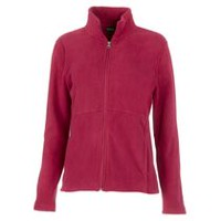 George Women's Polar Fleece Jacket Fuchsia S
