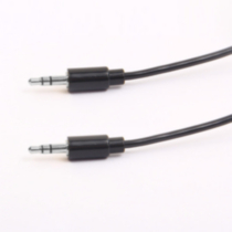 Audio Cable Black 6Ft
