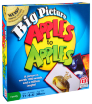 Jeu Apples to Apples® Big Picture
