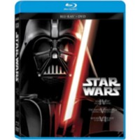 Star Wars Trilogy: Episodes IV - VI: A New Hope / The Empire Strikes Back / Return Of The Jedi (Blu-ray + DVD) (Bilingual)