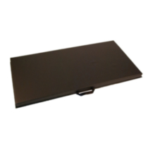 Apple Athletic Exercise Mat - Black 2' x 4' x 2""