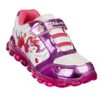 My Little Pony Girls' Pinky Pie Athletic Shoe 13