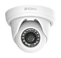 D-Link DCS-4802E Vigilance 2MP Full HD Indoor/Outdoor Mini Dome Network Camera