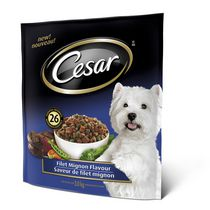 Cesar Filet Mignon Flavour for Small Dogs Dog Food 3kg