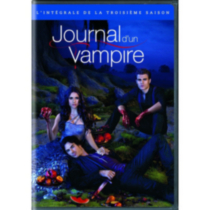 The Vampire Diaries: The Complete Third Season (French Edition)