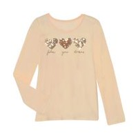 George Girls' Embellished Graphic Tee M