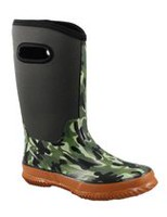 Weather Spirits Boys' 37 NEO 16 Rubber Boot 4