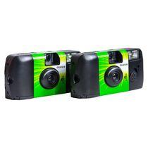 Fujifilm Appareil QuickSnap 400/27 à flash - deux paquets