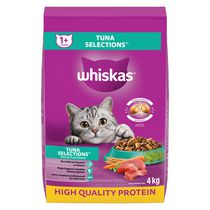 Whiskas Real Tuna Dry Cat Food