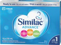 Similac Advance Omega 3 & 6, Ready-to-Use Infant Formula
