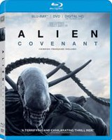 Alien: Covenant (Blu-ray + DVD + Digital HD)