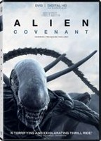 Alien: Covenant (DVD + Digital HD)