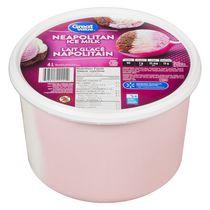 Great Value Neapolitan Ice Milk
