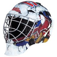 Franklin Sports LNH Masque de gardien Canadiens de Montréal GFM 1500
