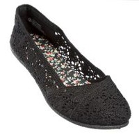George Women's Cute Crochet Flats 9