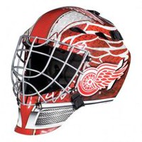 Franklin Sports GFM 1500 NHL Detroit Red Wings Goalie Face Mask