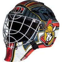 Masque de gardien de but des Senators de Ottawa de la NHL de Franklin Sports
