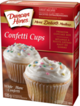 Duncan Hines Confetti Cups