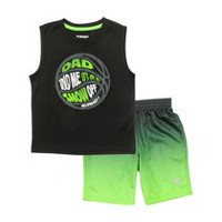 AND1 Toddler Boys' Show Off 2 Piece Outfit Set 3T