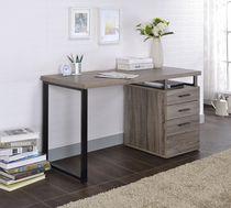 ACME Coy Desk in Gray Oak