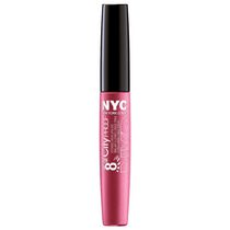NYC New York Color Up To 8hr City Proof Extended Wear Lipgloss Ruby Pink