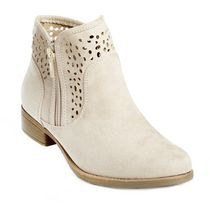 George Women's Faris Ankle Boots Tan 7