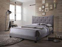 ACME Venacha Queen Bed in Gray Fabric