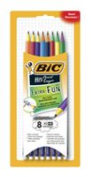 BIC® Extra Fun® Ultra-Solid Break Resistant Lead Graphite Pencils