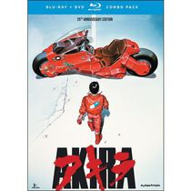 Akira: The Movie (Blu-ray + DVD)