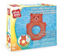 Giant Candy Bear Pool Float
