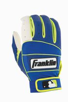 MLB Adult Neo-100 Batting Large Glove Grey/Ralph Lauren