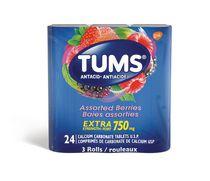 Tums  Extra Strength Antacid for Heartburn Relief