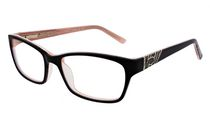 Oscar OSL503 Women's Black Eyeglasses